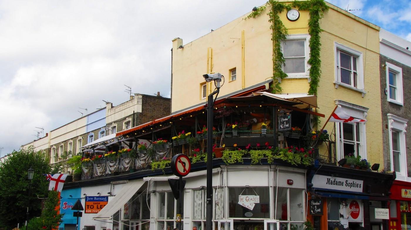 Những con đường tuyệt nhất ở London, Anh