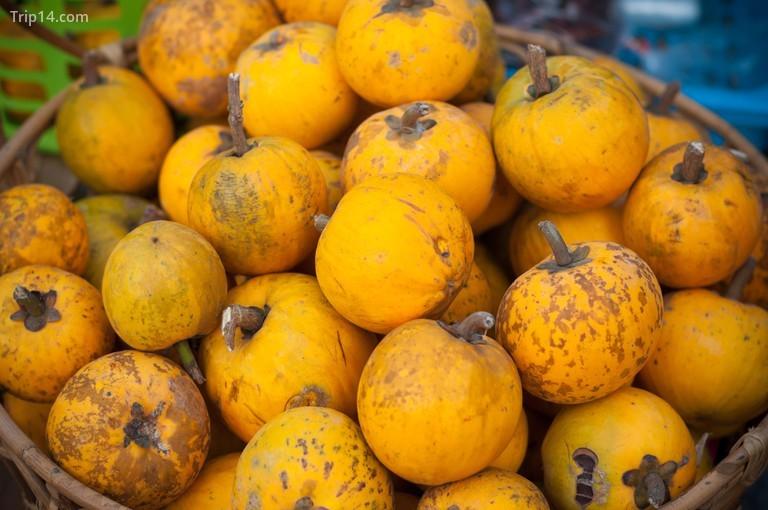 Lucuma có hương vị giống như caramel