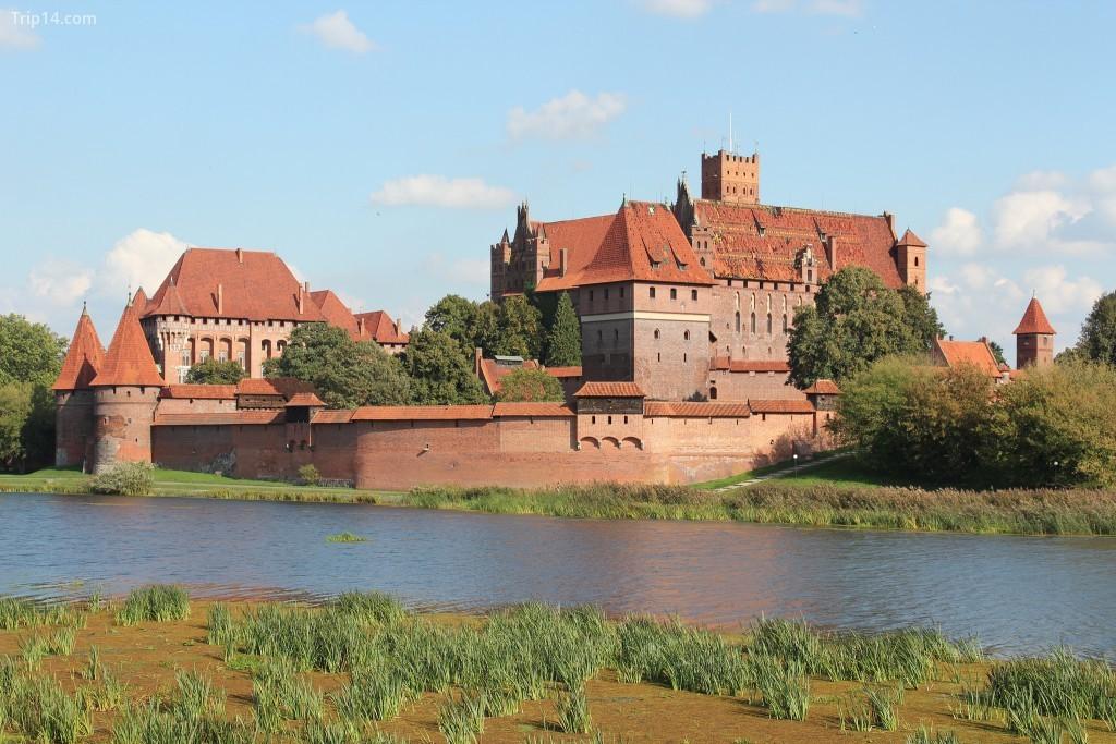Lâu đài Malbork | © Arian Zwegers / Flickr - Trip14.com