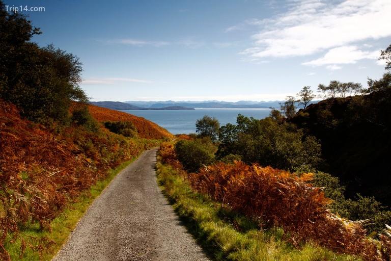 Đảo Raasay cung cấp vô số con đường đi bộ © Neil Dangerfield / Alamy Kho ảnh