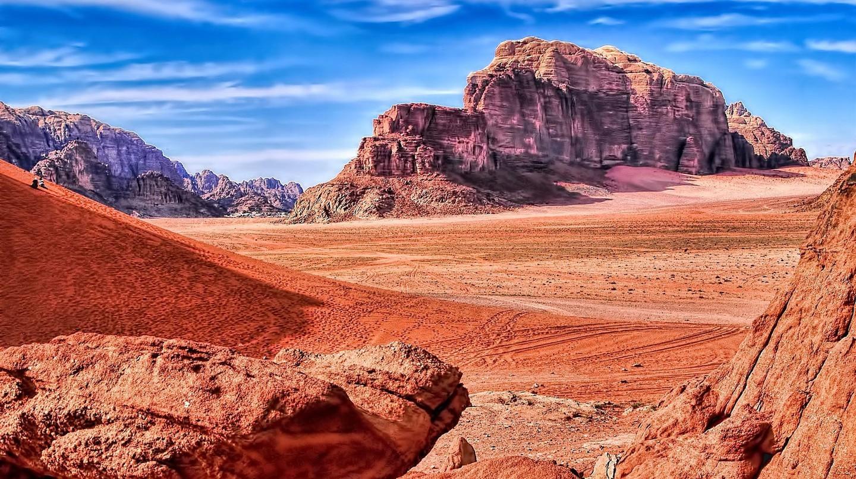 Top 20 kỳ quan thiên nhiên ở Trung Đông đẹp đến siêu thực