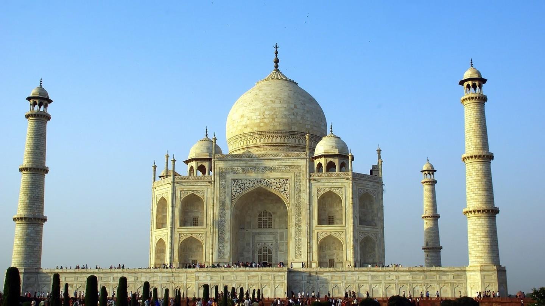 Taj Mahal, thắng cảnh nổi tiếng nhất của Ấn Độ, đang đối mặt với sự sụt giảm lượng khách trong những năm gần đây |  © Dezalb / Pixabay