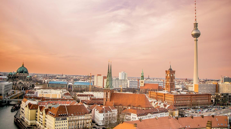 Những nơi tuyệt vời nhất để ngắm cảnh thành phố Berlin