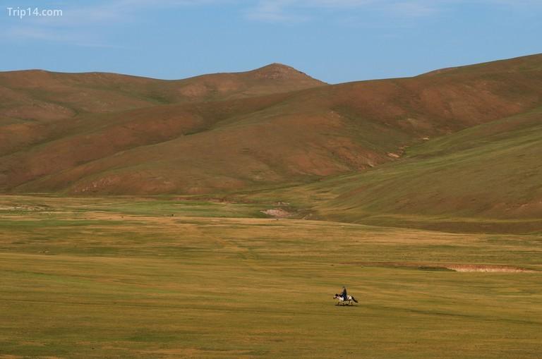Vườn quốc gia Bogd Khan Uul, Mông Cổ