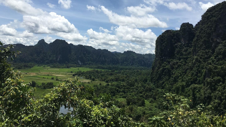 Những công viên quốc gia đẹp nhất của Lào
