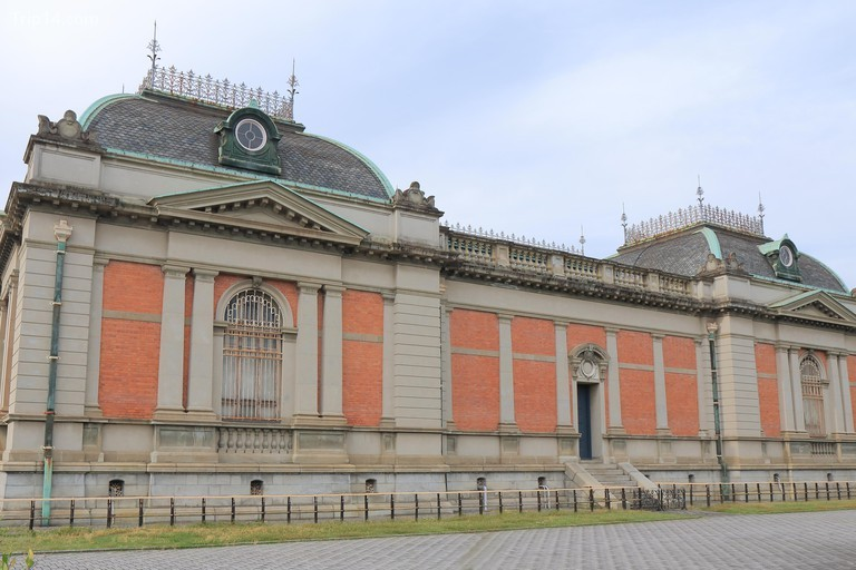 Bảo tàng quốc gia Kyoto - Trip14.com