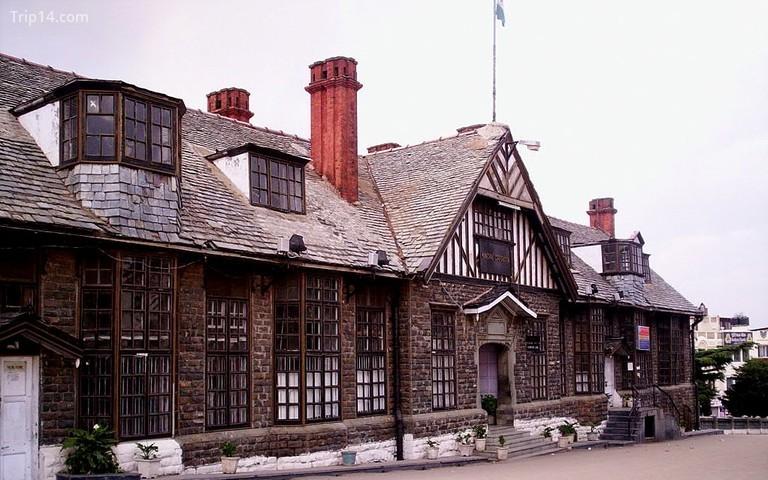 Tòa thị chính © sushmab / Wikimedia Commons