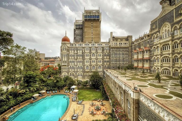 Cung điện Taj Mahal, Mumbai - Trip14.com