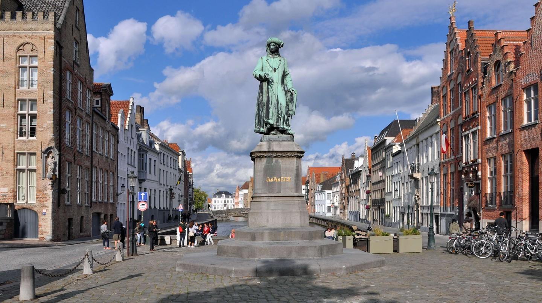 Những quảng trường đẹp nhất ở Bỉ