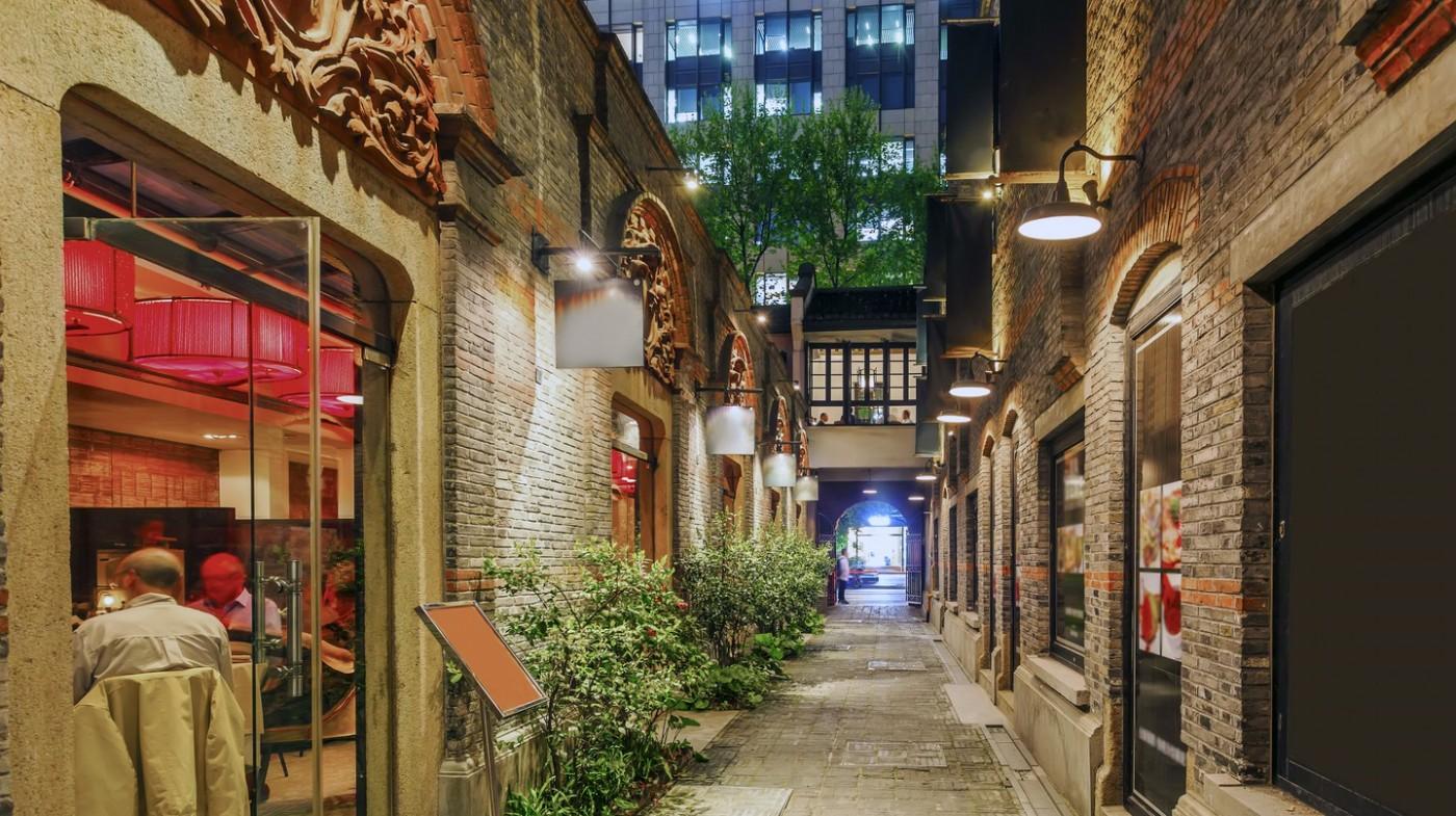 Các quán bar tuyệt nhất trong Khu tô giới cũ của Pháp ở Thượng Hải
