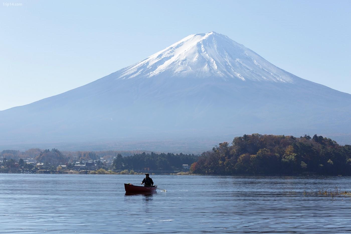Ngoài việc là một ngọn núi linh thiêng, núi Phú Sĩ đã truyền cảm hứng cho các nghệ sĩ trong suốt nhiều thế kỷ | © Matjaz Corel / Alamy Kho ảnh