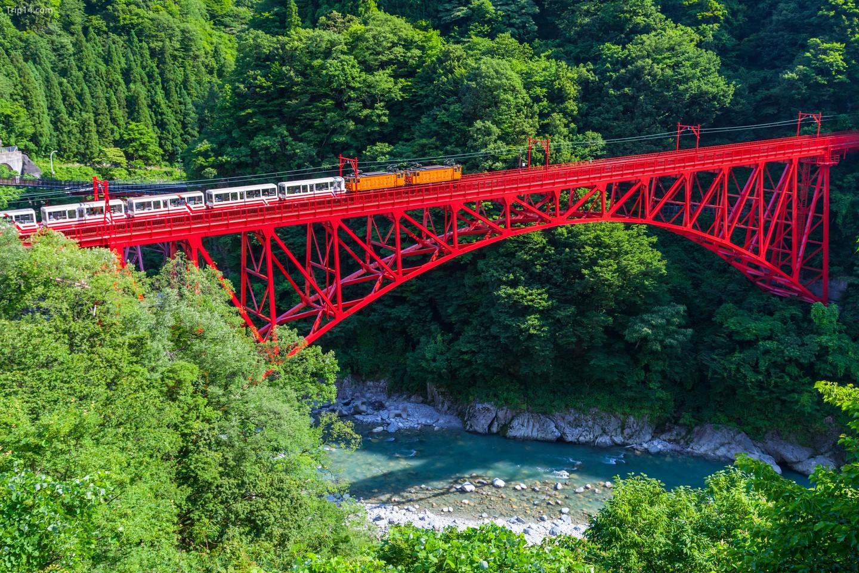 Đường sắt Kurobe