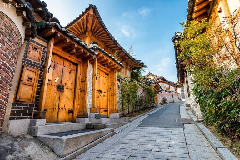 Làng Bukchon Hanok, Hàn Quốc