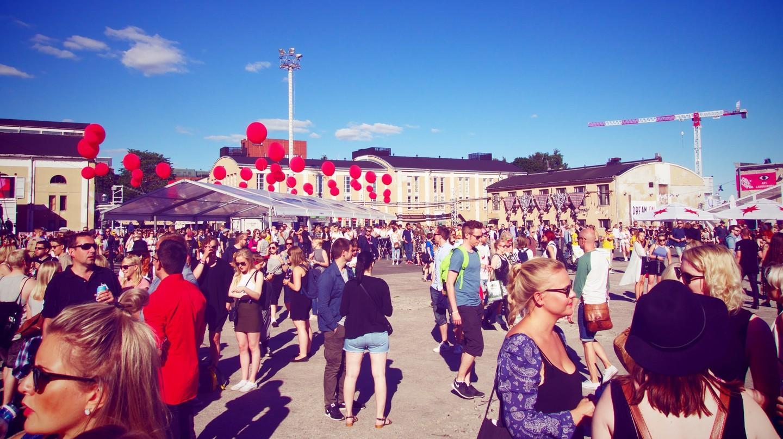 Khám phá 7 lễ hội diễn ra vào mùa hè ở Phần Lan