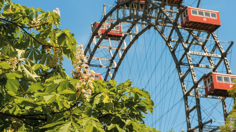 Lược sử về vòng đu quay khổng lồ Prater của Vienna