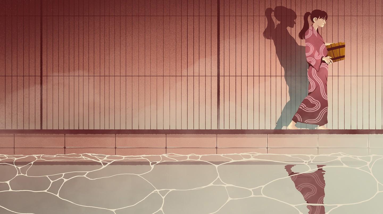 Tắm Onsen Nhật Bản | Ảnh: Greta Samuel © Culture Trip