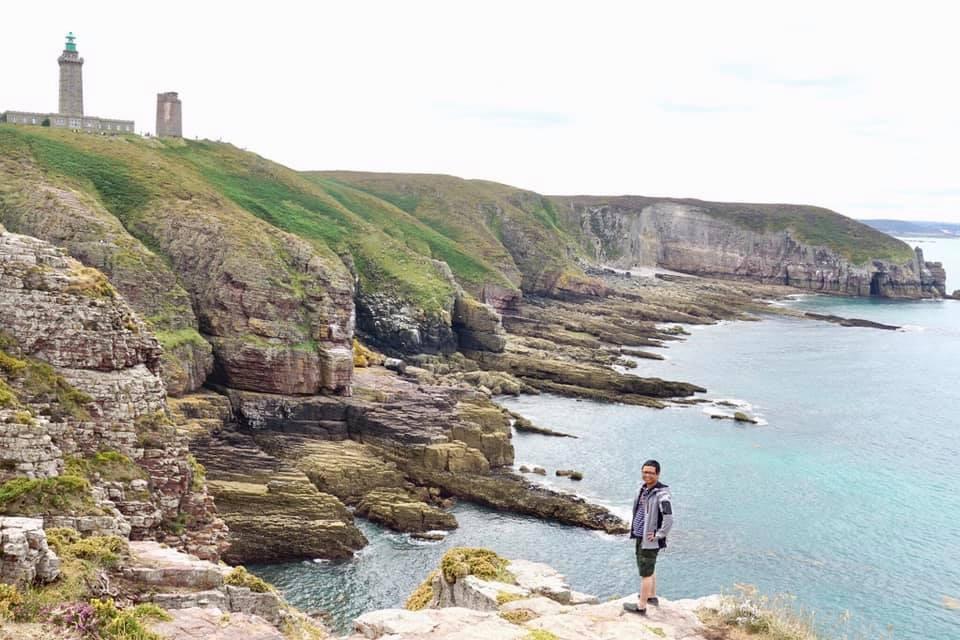 Một trong những góc chụp đẹp ở Cap Frehel - Khám phá Bretagne, Pháp - Ảnh 9