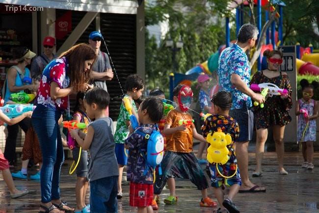 Trẻ hay già, Thái Lan hay khách du lịch - Bangkok dành cho tất cả mọi người
