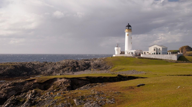 Fair Isle, Scotland là nơi xa xôi nhất ở Vương quốc Anh