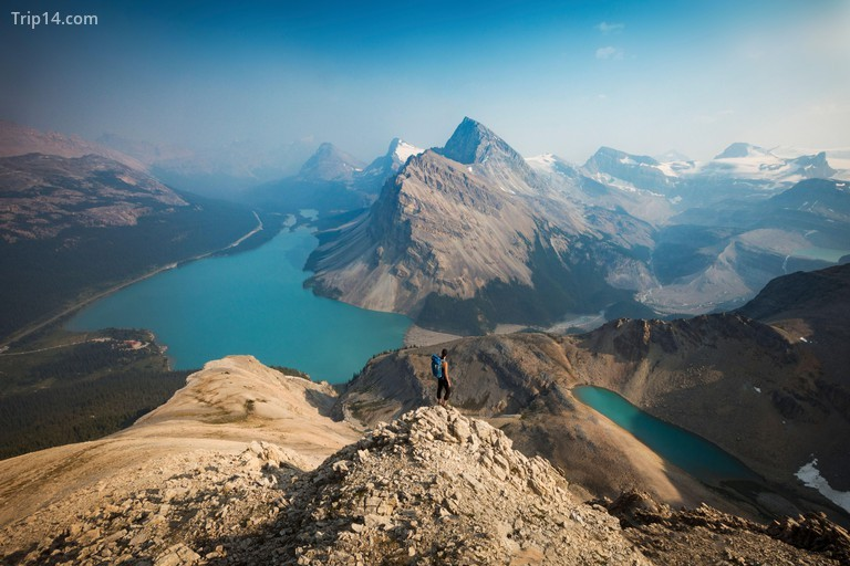 Vườn quốc gia Banff, Canada