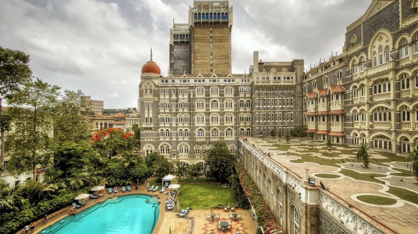 Cung điện Taj Mahal ở Mumbai | © Vikramjit Kakati / Wikimedia Commons