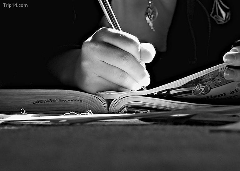 Làm việc chăm chỉ © Bekah / Flickr