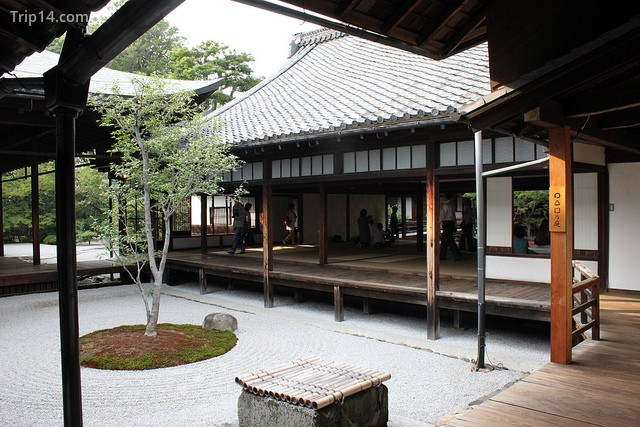 Đền thiền Zenin-ji - Trip14.com