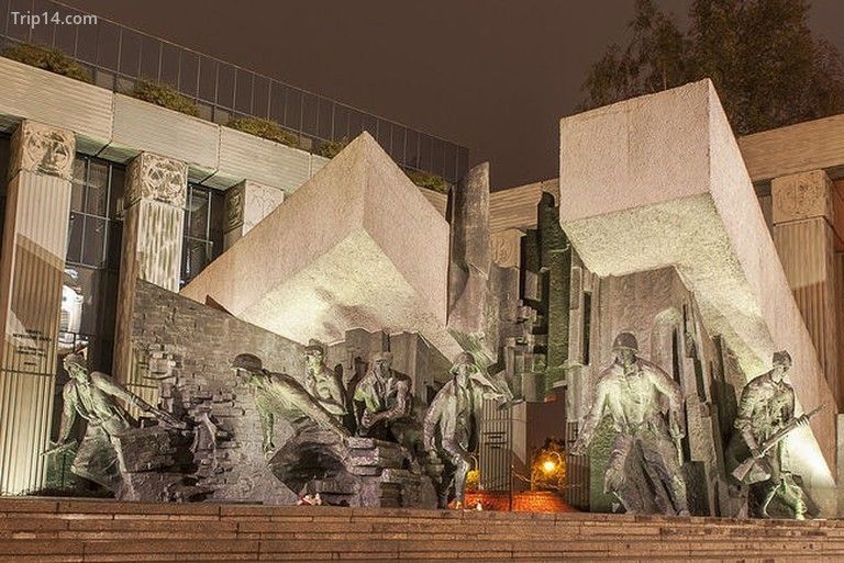 Tượng đài Khởi nghĩa Warsaw