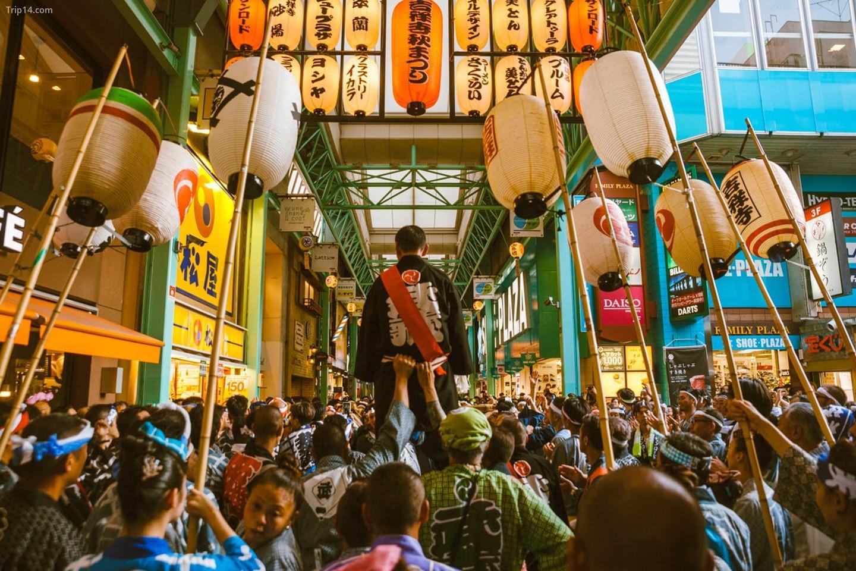 Diễu hành qua các câu chuyện sau của Kichijoji   |   Mithila Jariwala /