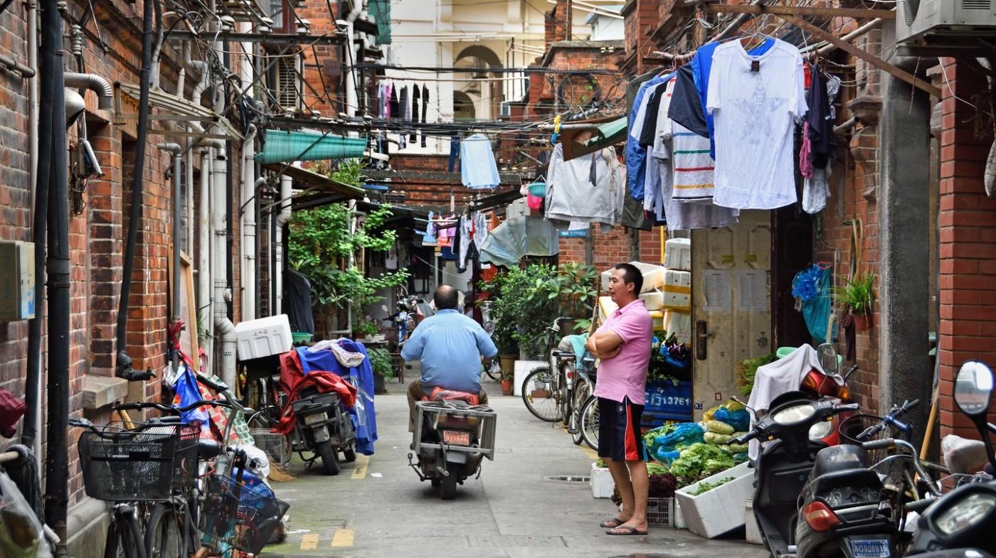 Những tour đi bộ quanh khu tô giới cũ của Pháp tại Thượng Hải