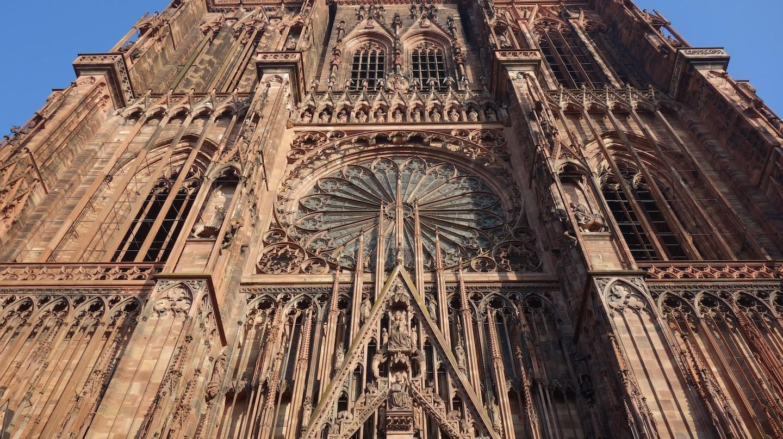 Khám phá nhà thờ Strasbourg