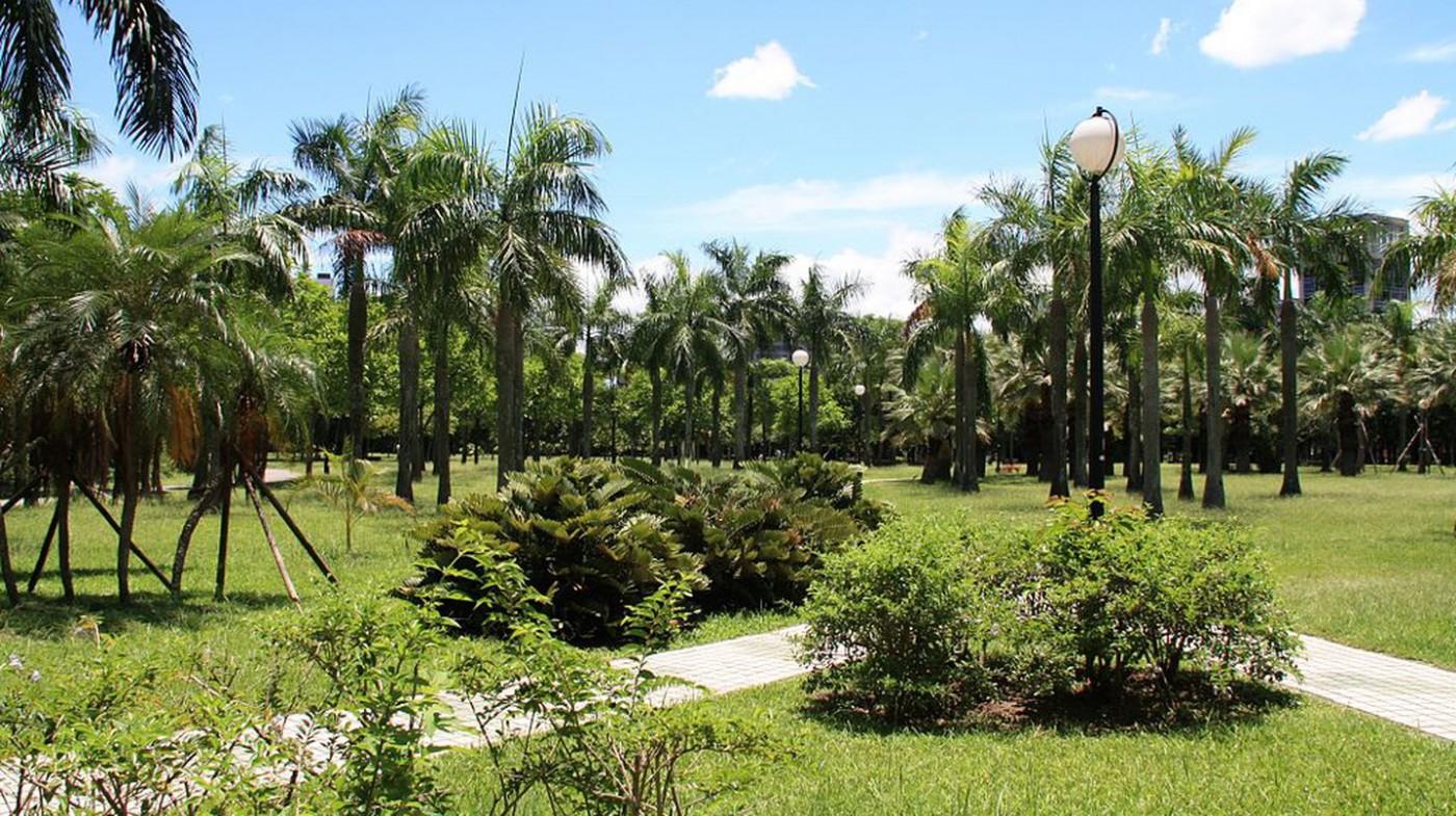 Các công viên và không gian xanh đẹp nhất ở Đài Bắc