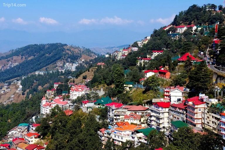 Shimla © Aasiflone.123 / Wikimedia Commons