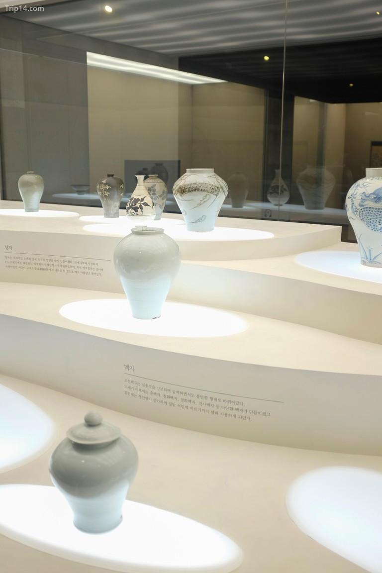 Bảo tàng Dân gian Quốc gia Hàn Quốc có thể được khám phá ảo © Jason Bryan / Alamy Kho ảnh