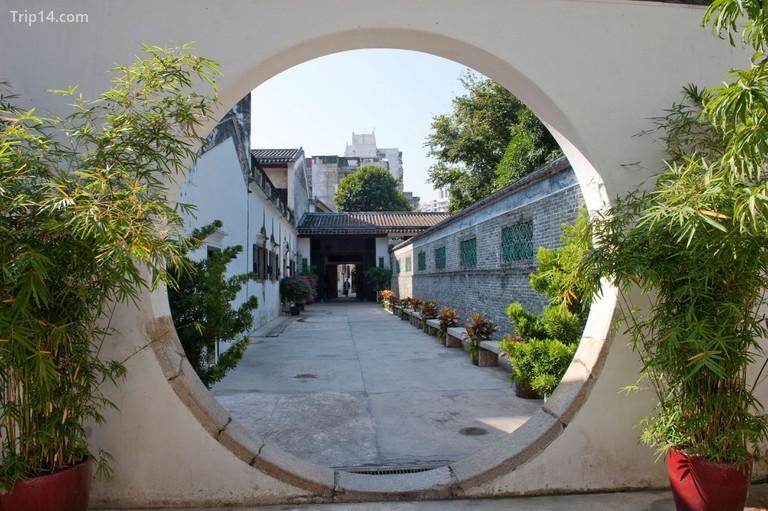 Mandarin's House là nơi ở cũ của nhà cải cách Trung Quốc thế kỷ 19 Zheng Guanying © Prisma by Dukas Presseagentur GmbH / Alamy Kho ảnh