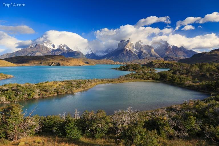 Torres del Paine National Park, Chile.