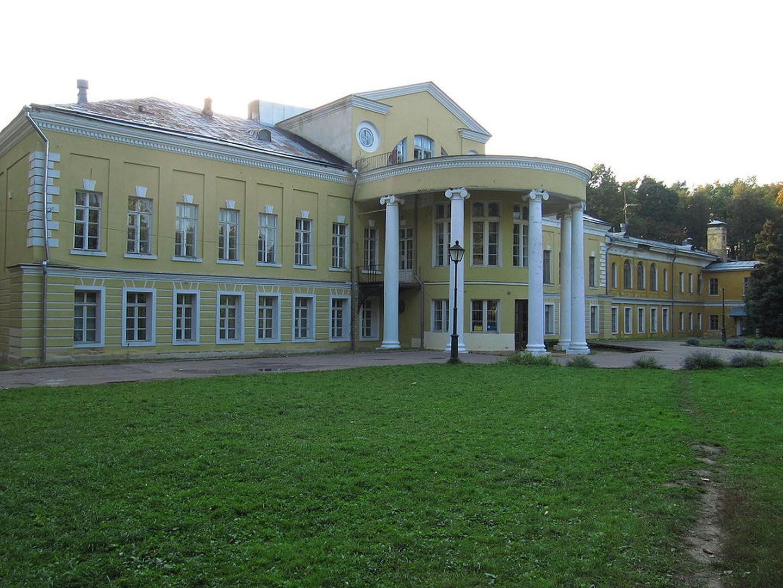 Nhà chính của Sukhanovo   |
