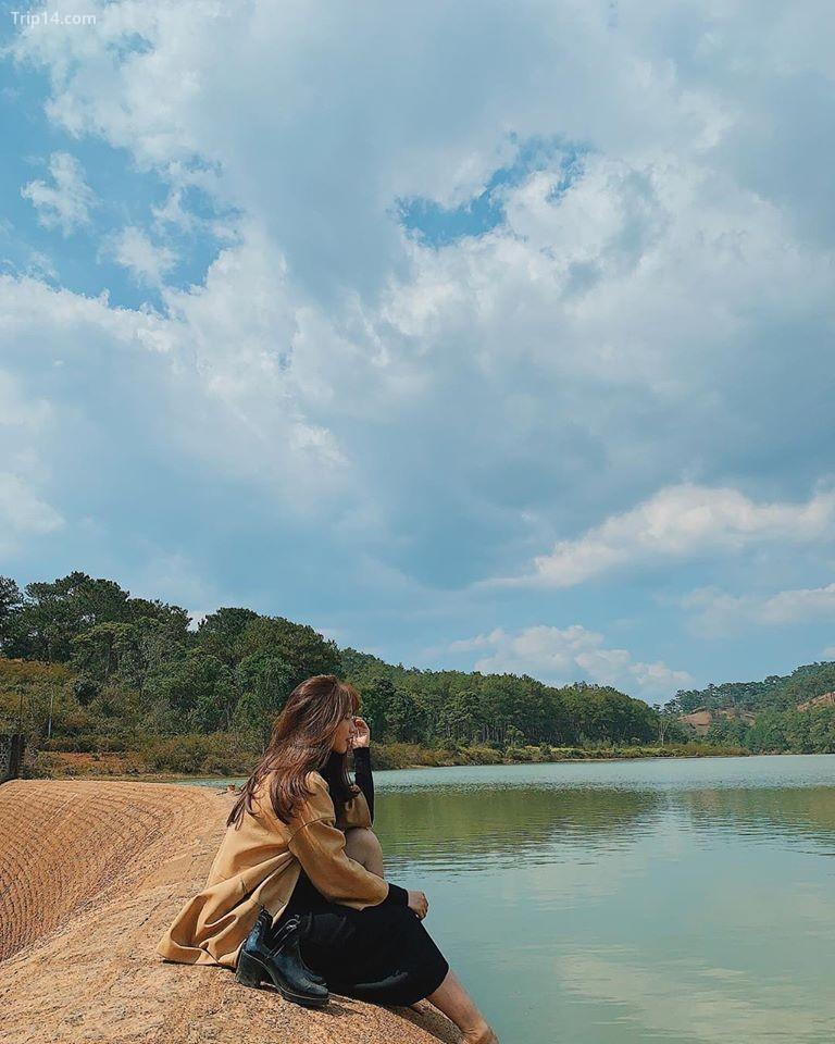 đập hồ Ankroet