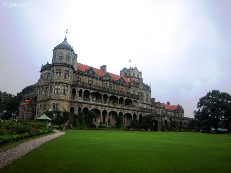 Viceregal Lodge © Deepaksharma.ds2 / Wikimedia Commons
