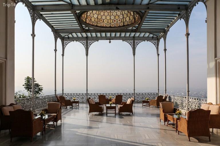 Thưởng thức buổi sáng phát hiện ra các loài chim và bướm độc đáo với những người theo chủ nghĩa tự nhiên trong nhà tại Cung điện Taj Falaknuma - Trip14.com