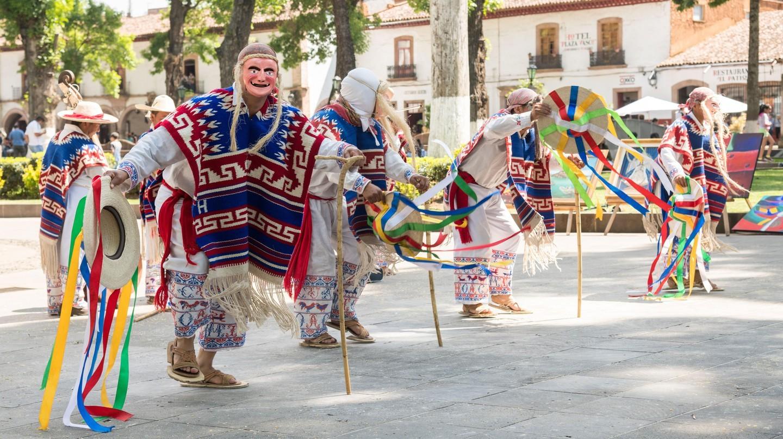 Những điệu nhảy truyền thống của Mexico