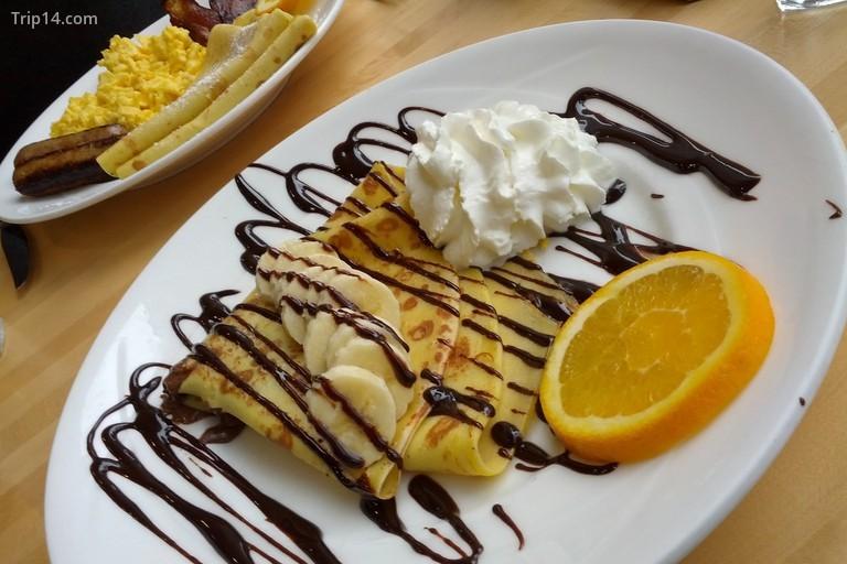 Bánh crepe - Trip14.com