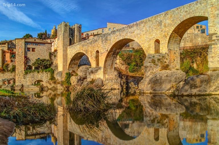 Besalú, Tây Ban Nha