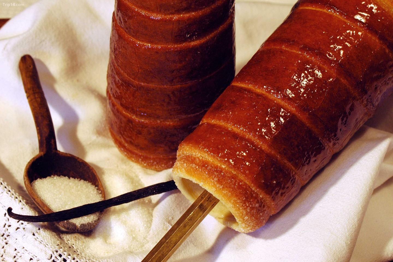 Bánh ống khói của Hungary