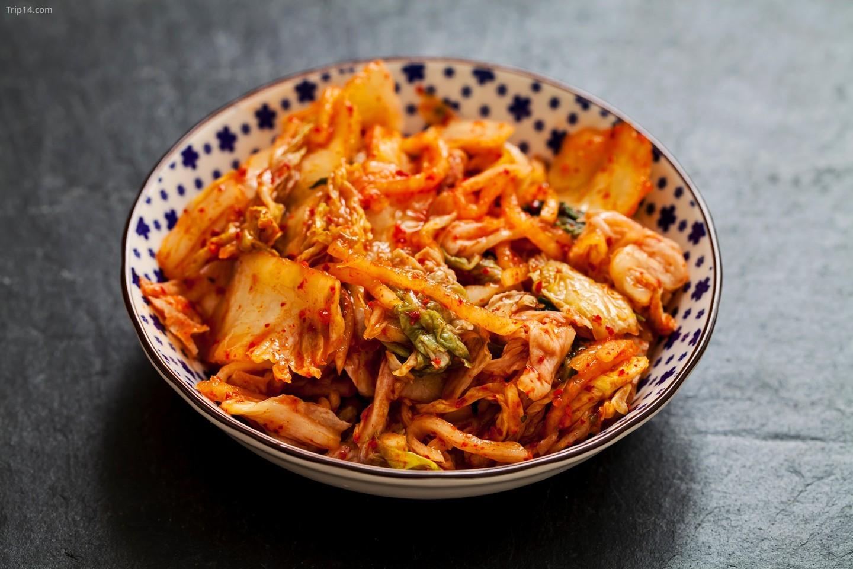 Kimchi là món ăn quốc dân không chính thức của Hàn Quốc