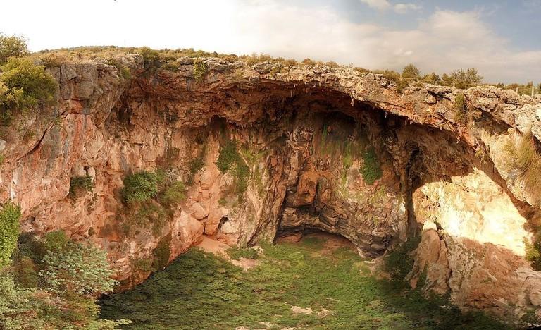 Cennet Cehennem © Korkut Tas / Wikimedia Commons