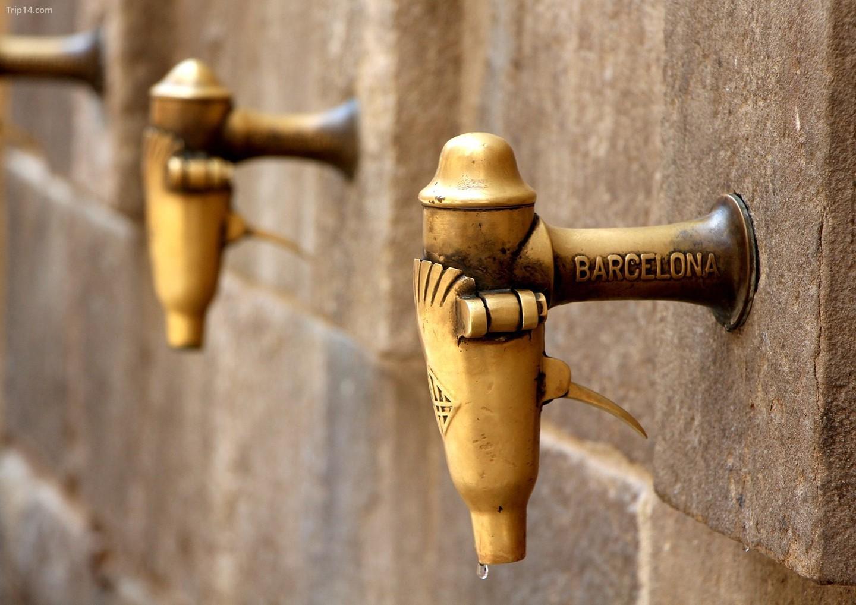 Một đài phun nước Barcelona CC0 PIx -