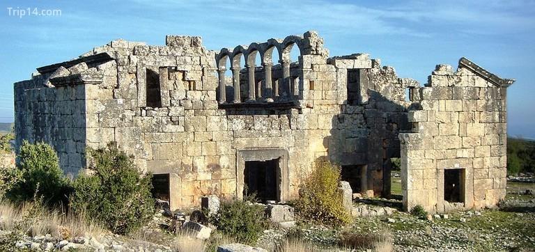 Nhà thờ Canbazlı © Haluk Comertel / Wikimedia Commons