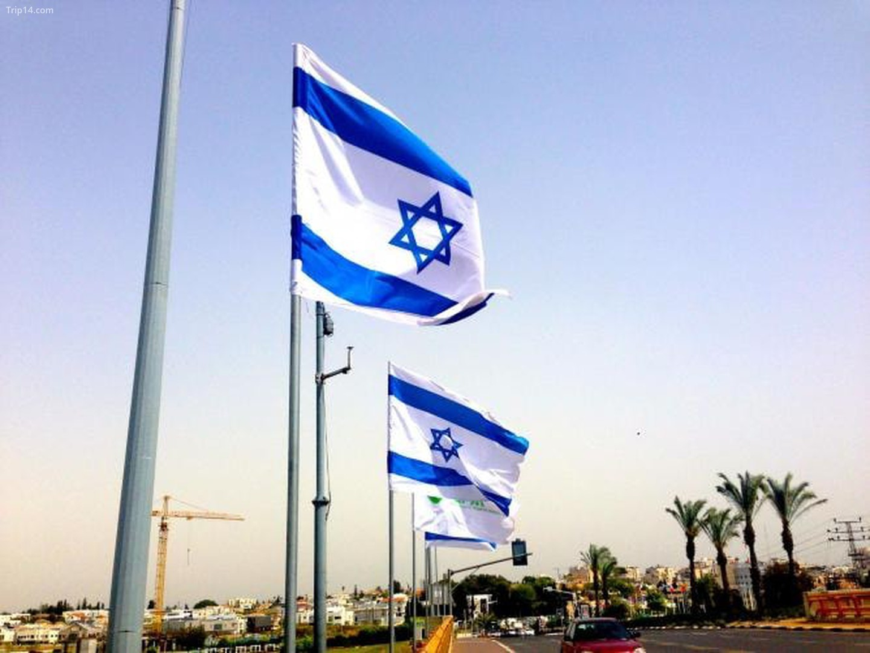 Quốc kỳ Israel