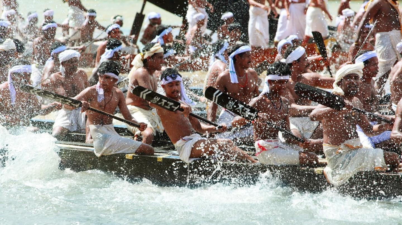 Cuộc đua thuyền hàng năm của Kerala là một truyền thống lâu đời |  © Rajesh Narayanan / Shutterstock